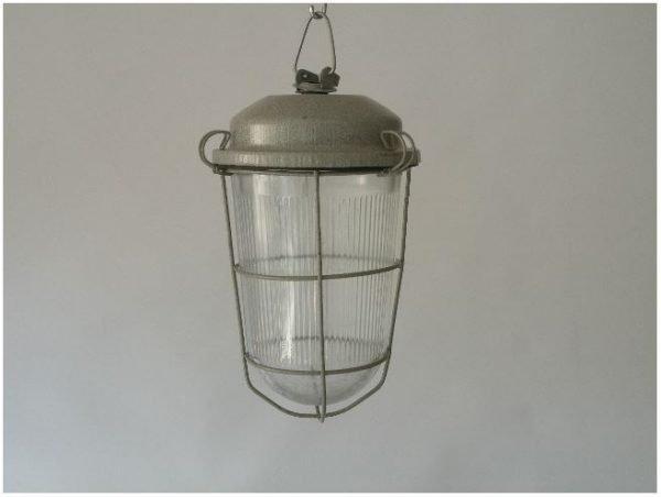 kooilamp met stolp