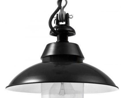 Mainz stolplamp helder 1