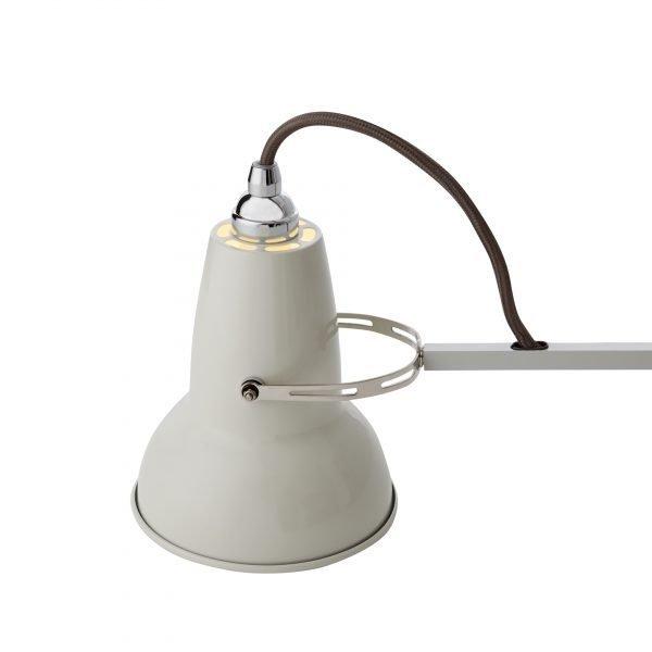 Original 1227 Mini bureaulamp Linen White 5 BINK