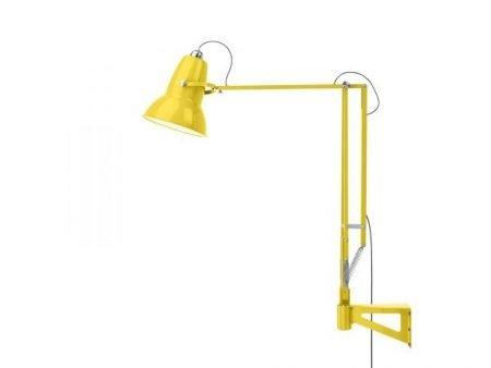 Original 1227 Giant Wall Mounted Lamp Citrus Yellow 4
