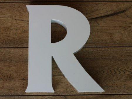 backlit letterlamp R 1