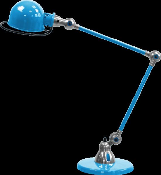Jielde-Loft-D6440-bureaulamp-duo-Licht-Blauw-RAL-5012