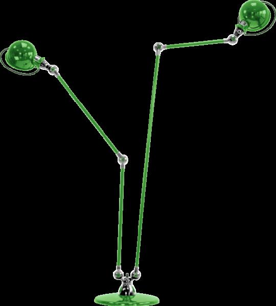 Jielde-Loft-D7460-vloerlamp-duo-Appel-Groen-RAL-6018
