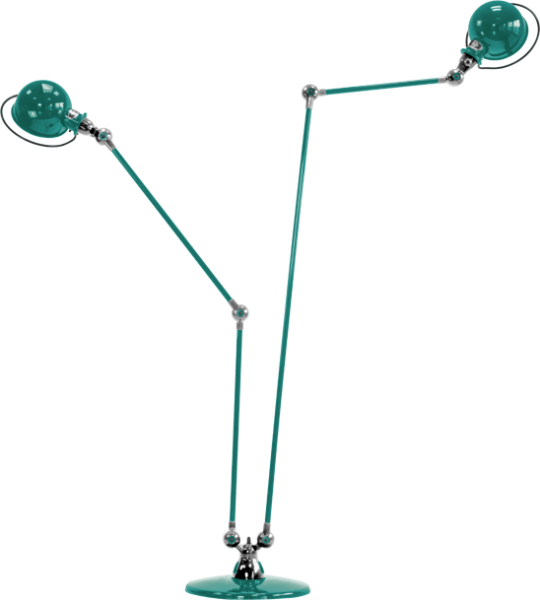 Jielde-Loft-D7460-vloerlamp-duo-Water-Blauw-RAL-5021