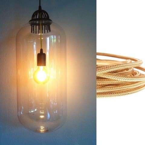 fust hanglamp BINK lampen goud
