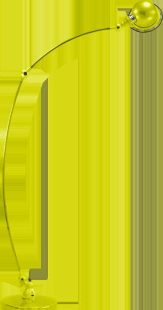Jielde Loft C1260 BINK lampen Sulfur Yellow Ral 1016