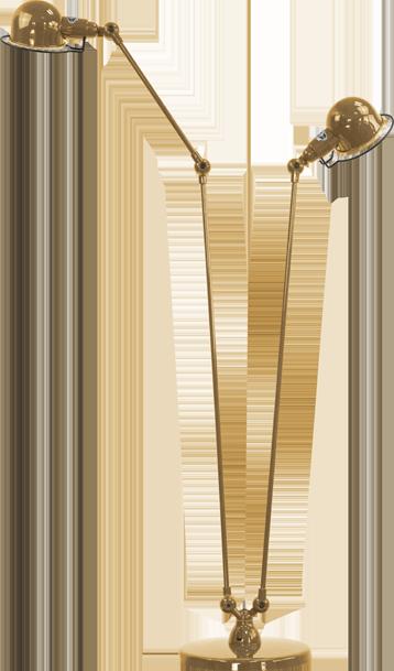 Jielde Signal SI8380 BINK lampen Pearl Gold Ral 1036