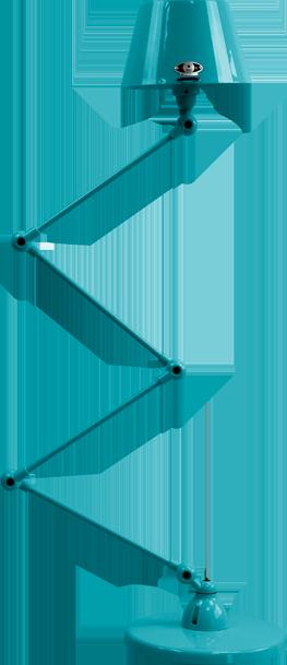 jielde-Aicler-AID433-vloerlamp-oceaan-blauw-RAL5020