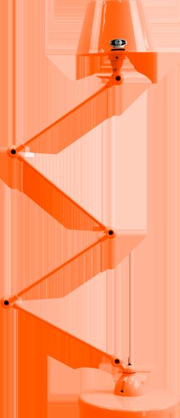 jielde-Aicler-AID433-vloerlamp-oranje-RAL2004