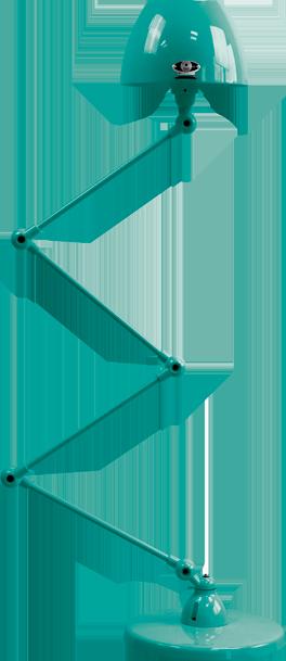 jielde-Aicler-AID433-vloerlamp-water-blauw-RAL5021-rond