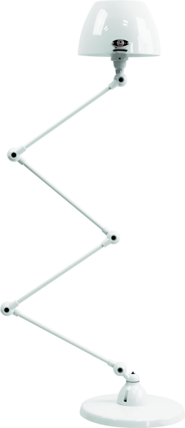 jielde-Aicler-AID433-vloerlamp-wit-Blanc-rond