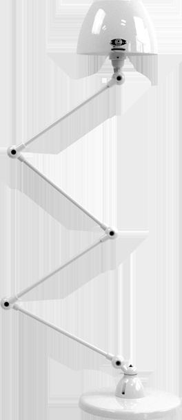 jielde-Aicler-AID433-vloerlamp-zilver-grijs-RAL9006-rond