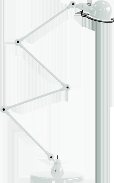 jielde-signal-SI433-vloerlamp-wit-Blanc