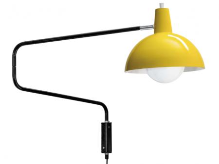 Retro-hanglamp-No.1702-De-Elleboog-Anvia-BINK-geel