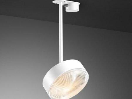 Radieux-plafondlamp-met-Fresnel-lens-BINK-leiden-revolt-wit