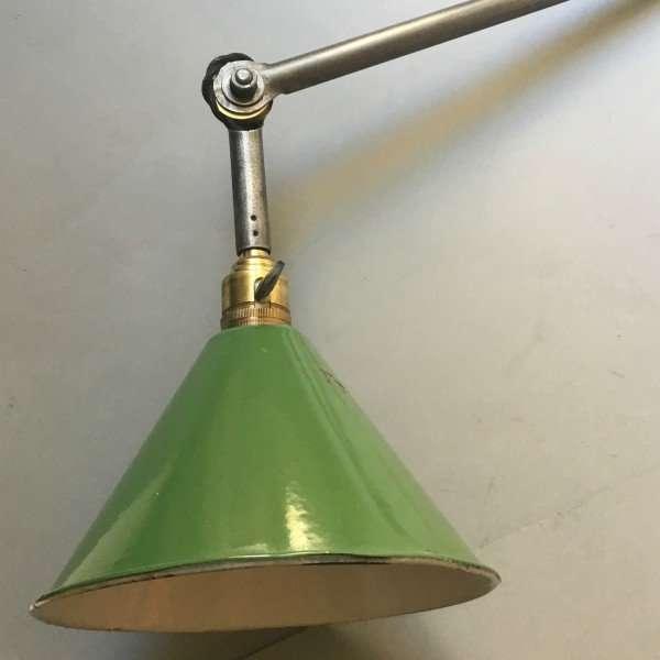 wandlamp-industrieel-1940-geemailleerd-vintage-lampe usine-gerestaureerd-BINK-leiden-02