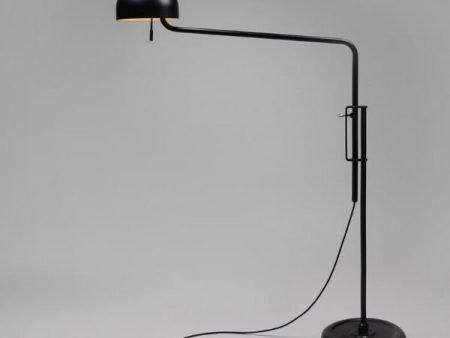 zwart-goud-officer-tolstoy-vloerlamp-staande-lamp-revolt-BINK-leiden